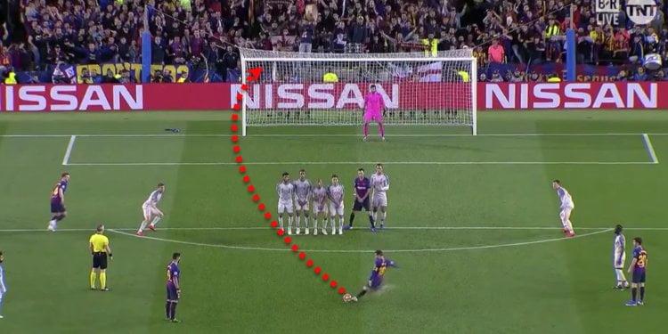هدف ميسي ضد ليفربول الأجمل في دوري أبطال أوروبا