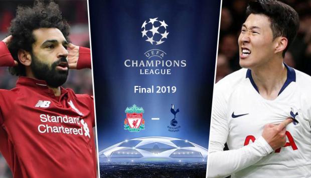 بث مباشر مباراة ليفربول توتنهام اليوم في نهائي دوري أبطال اوروبا 01-06-2019