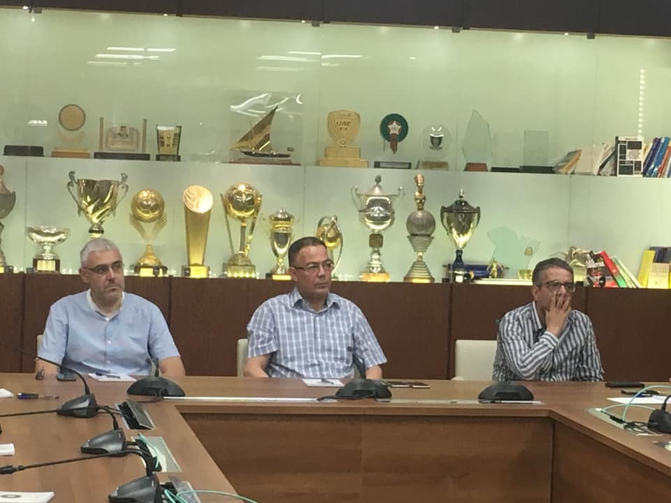 لقجع : ما وقع في تونس فساد تقوده طفيليات وأخطبوط همه صعود منصات التتويج