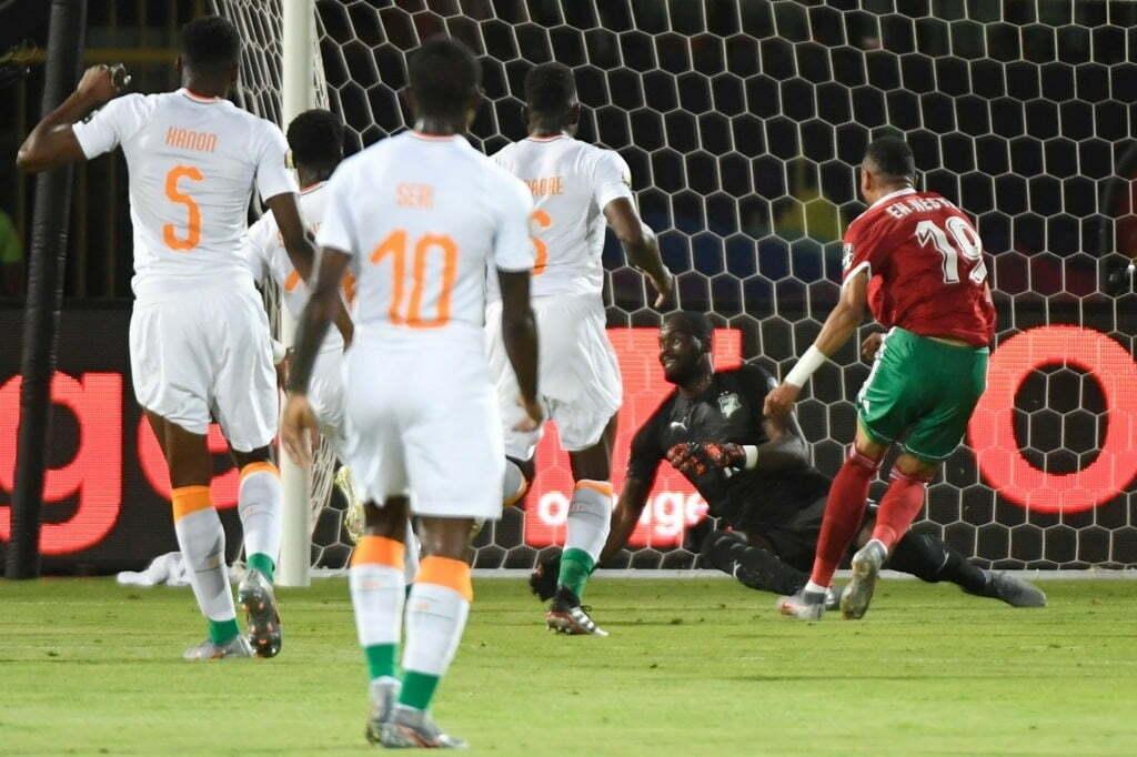 المنتخب المغربي يفوز على كوت ديفوار ويعبر لدور الـ16 في كأس الامم الفريقية