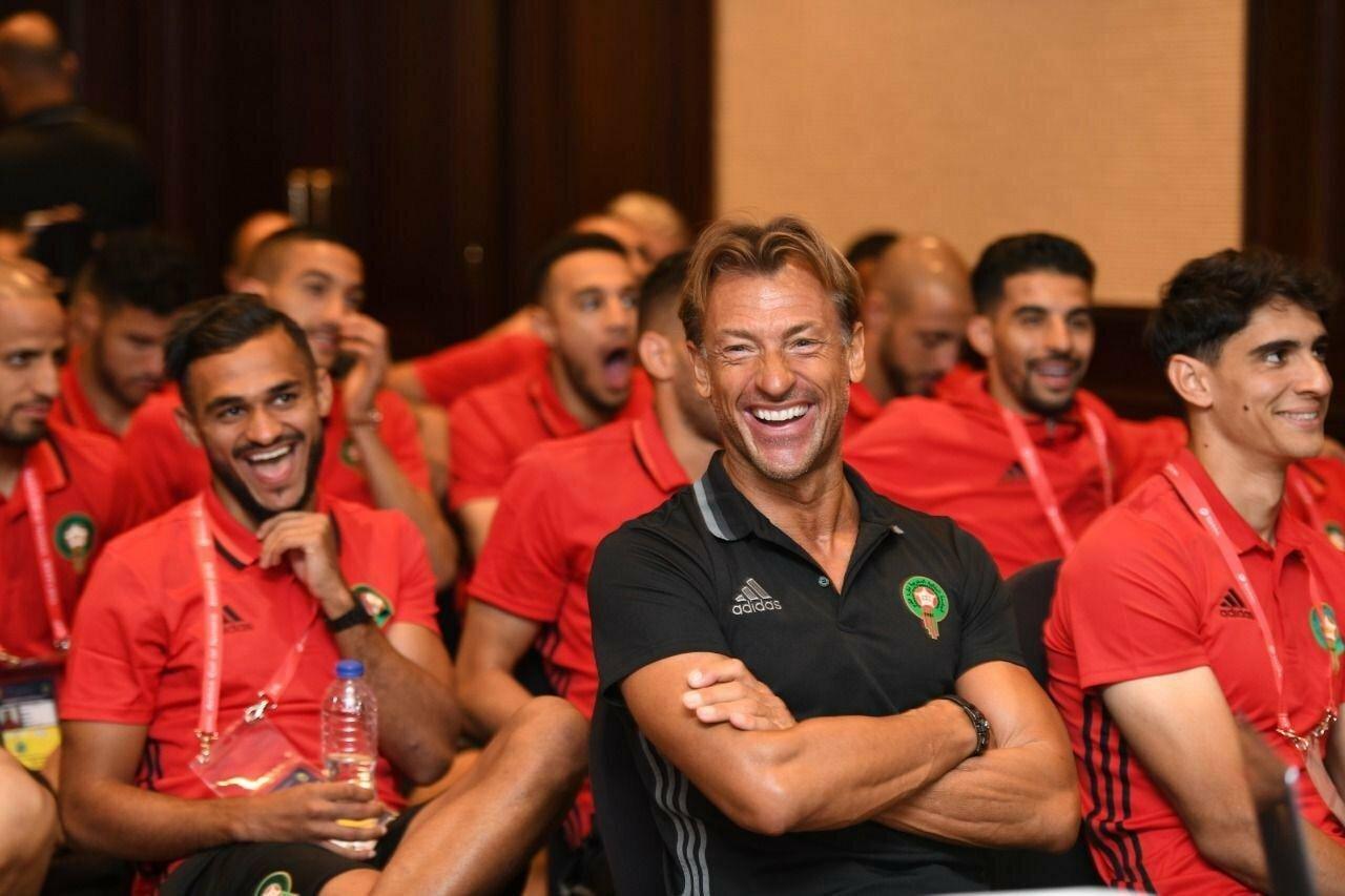 أنباء سارة في تدريبات المنتخب المغربي قبل أمم إفريقيا 2019