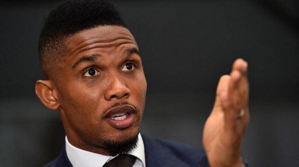 صامويل ايطو يتوقع فوز المغرب بكأس إفريقيا