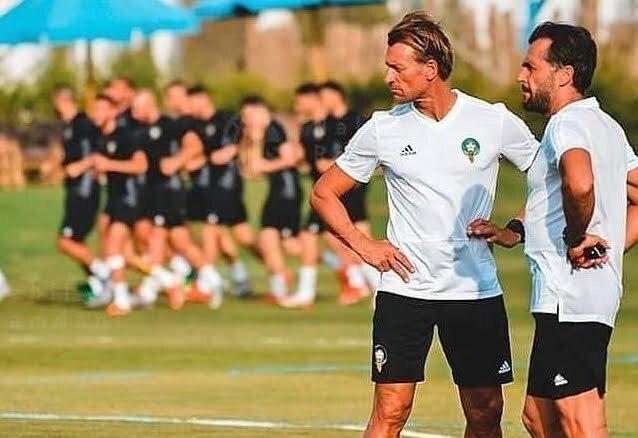 """""""الكاف"""" يرفض السماح للمنتخب المغربي بالتدرب على ملعب """"السلام"""""""