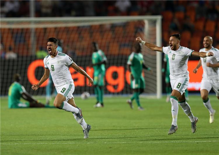 """المنتخب الجزائري بطلا لأمم إفريقيا بالفوز على السنغال بهدف """"بونجاح"""""""