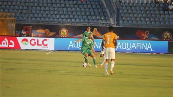 جبوهو أفضل لاعب في قمة الجزائر وكوت ديفوار