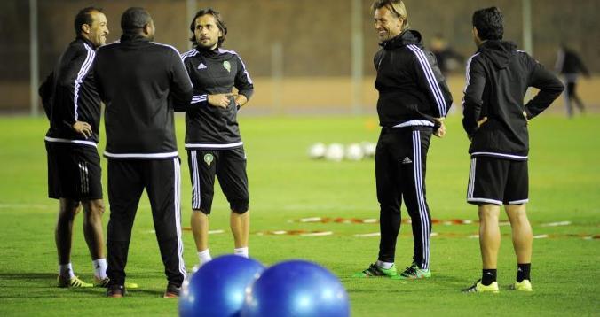 حجي وبوميل في مهمة جديدة بعد استقالة رونار من المنتخب المغربي