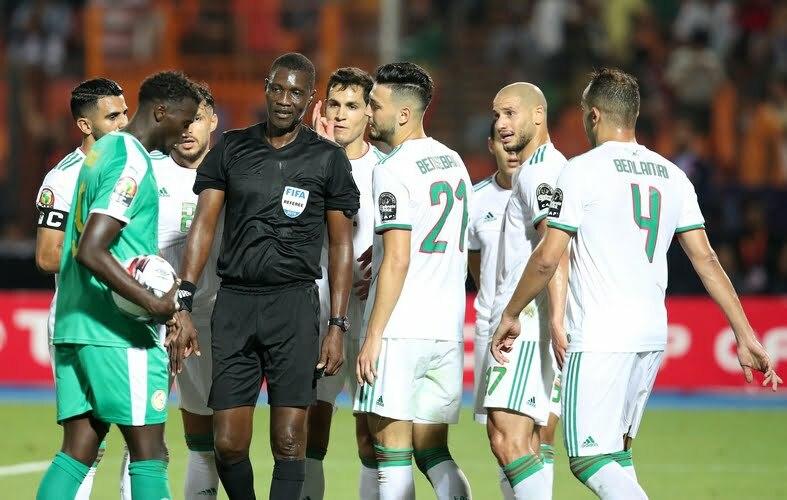 هذا هو أفضل لاعب في مباراة الجزائر والسنغال