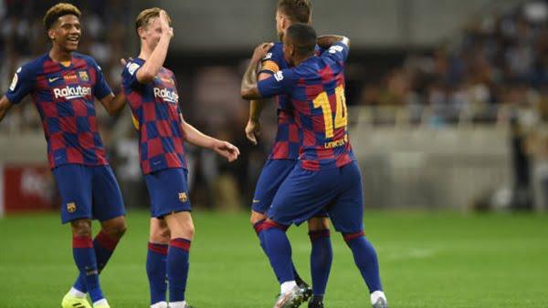 برشلونة ينقض على صفقة ريال مدريد