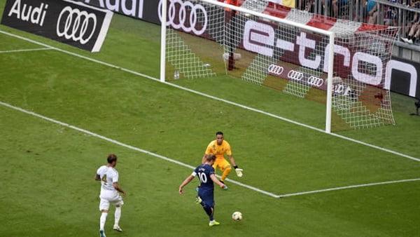 الخسائر تستمر.. ريال مدريد يسقط أمام توتنهام في كأس أودي