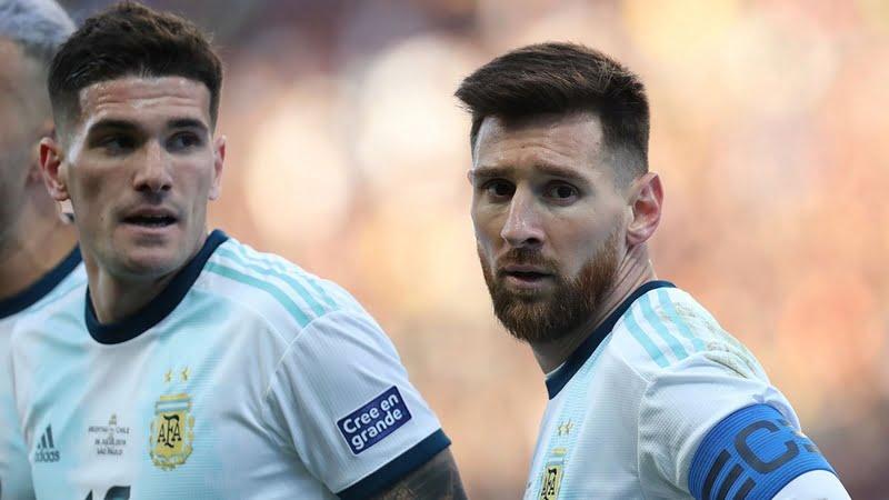 يويفا ينفى دعوة الأرجنتين للمشاركة في دوري الأمم الأوروبية