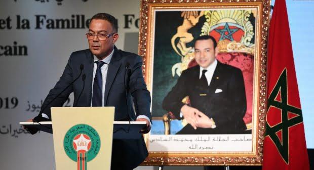 لقجع : بعد الرد على رئيس الزمالك سيأتي الوقت للرد على التونسيين