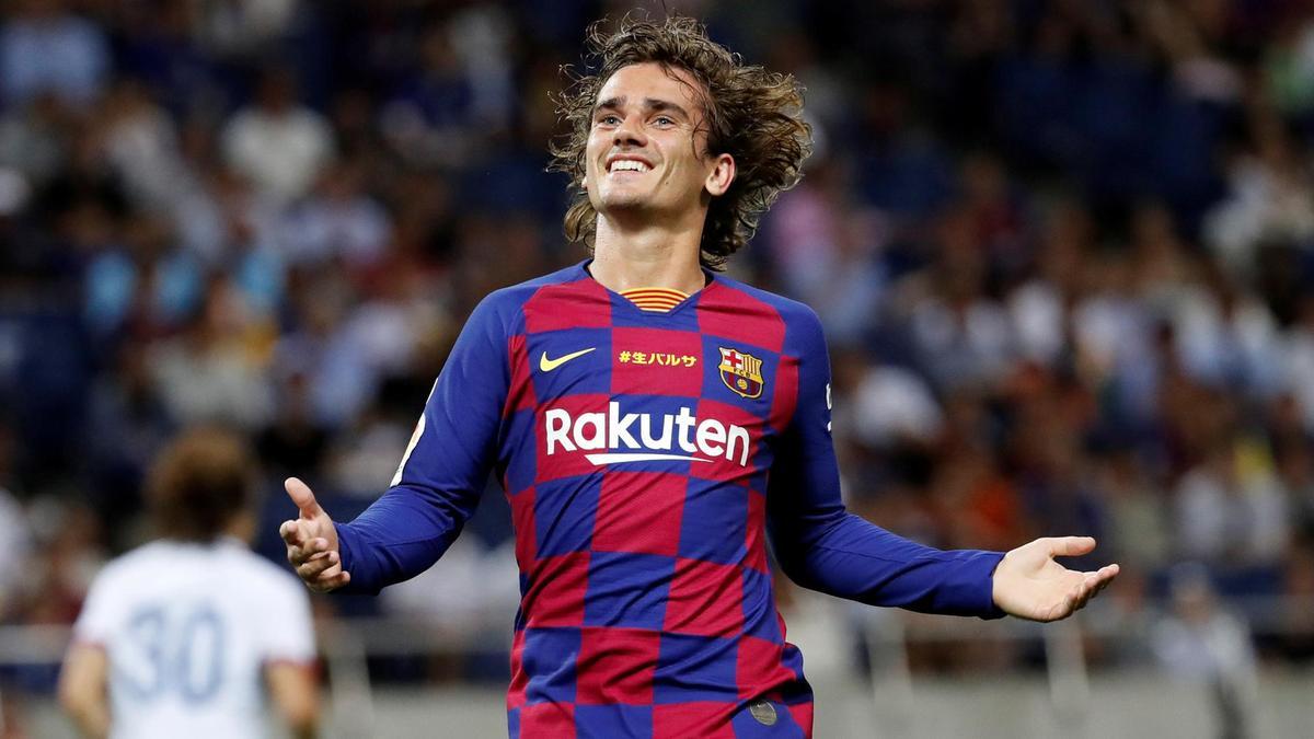 "غريزمان يسجل هدفا ""رائعا"" بقميص برشلونة (فيديو)"