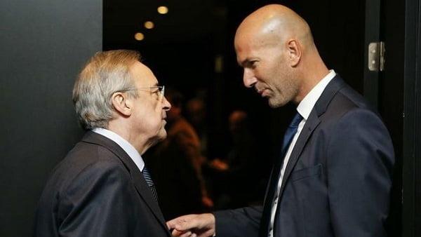 زيدان يصدم بيريز ويرفض انضمام نيمار لريال مدريد