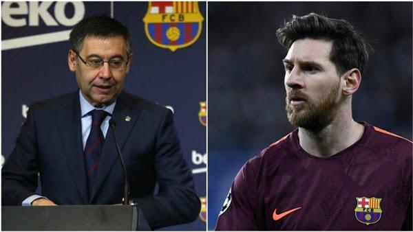رئيس برشلونة يُنفذ طلب ميسي ويجلب الصفقة المُنتظرة