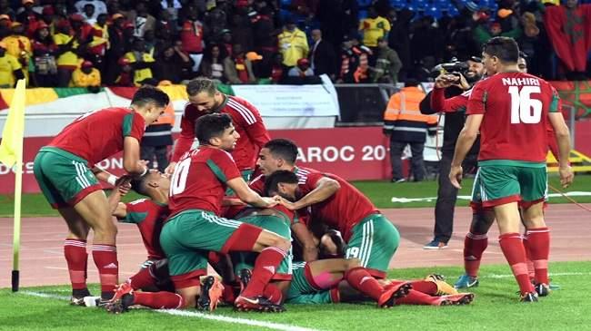 هكذا استعد المنتخب الجزائري لمواجهة المغرب