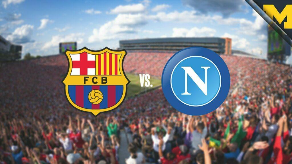 مباراة برشلونة ونابولي بث مباشر اليوم 10-08-2019 ودية
