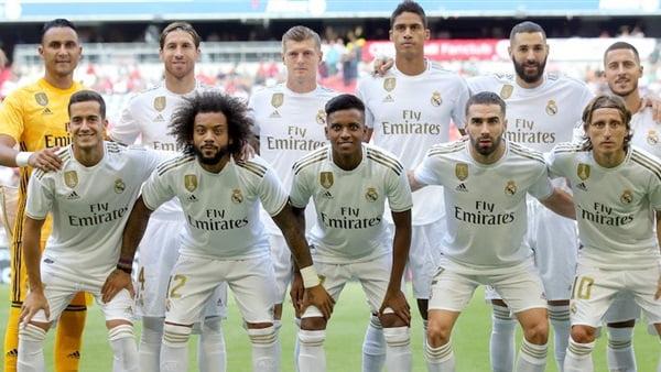 ريال مدريد في مجموعة نارية بدوري أبطال أوروبا