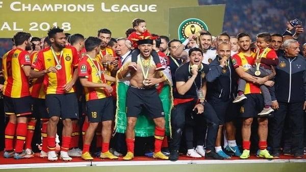 رسمياً.. الكاف يعلن الترجي بطلًا لدوري أبطال أفريقيا