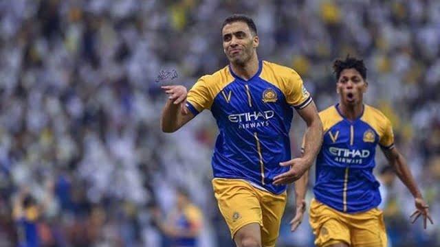 هدف عالمي من عبدالرزاق حمدالله في مرمى الوحدة الإماراتي دوري أبطال آسيا 2019