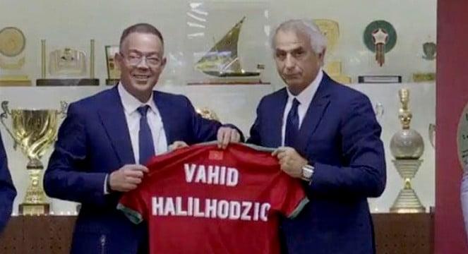 """رسميا.. خليلوزيتش يختبر """"الأسود"""" أمام منتخبين إفريقيين"""