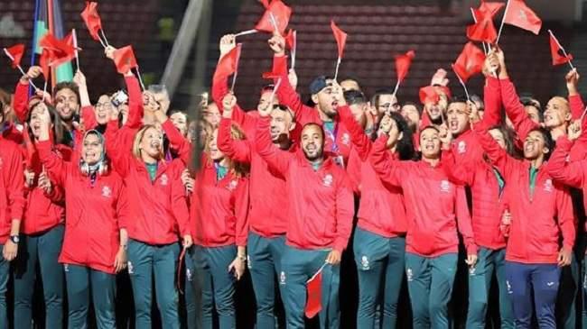 الألعاب الإفريقية..المغرب ينهي المنافسات في المركز الخامس