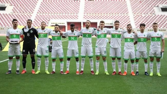 المحلي الجزائري