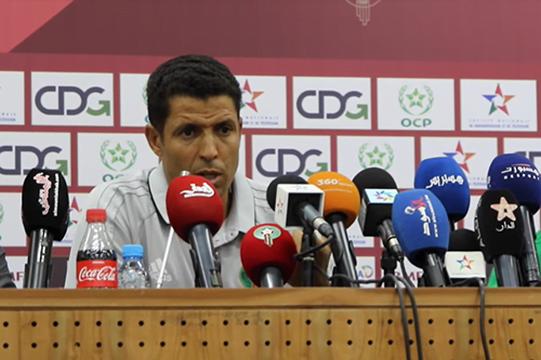 خطة الحسين عموتة للإطاحة بالمنتخب المحلي الجزائري