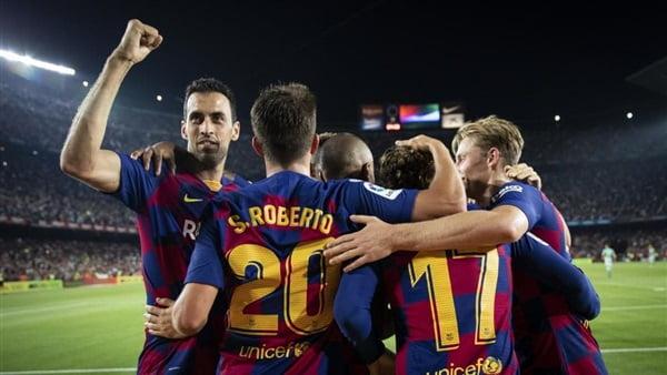 برشلونة يكشف عن اسم صفقته الأخيرة في الميركاتو