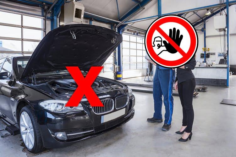 4 أجزاء في السيارة لا تقترب منهم حتى لا تتعرض للخطر
