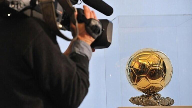 الكرة الذهبية 2019