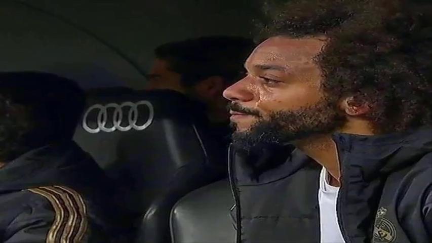 بكاء مارسيلو
