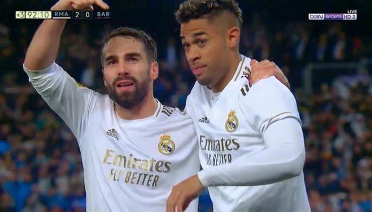 ملخص مباراة ريال مدريد وبرشلونة