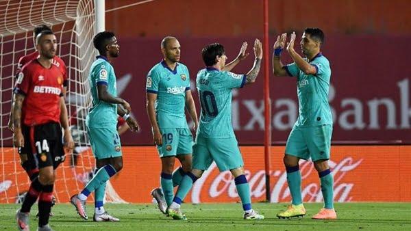 موعد مباراة برشلونة المقبلة