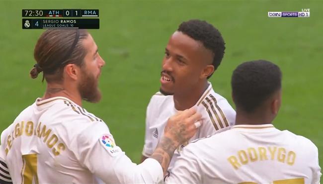 اهداف مباراة ريال مدريد واتلتيك بلباو