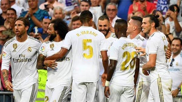 مباراة مانشستر سيتي وريال مدريد