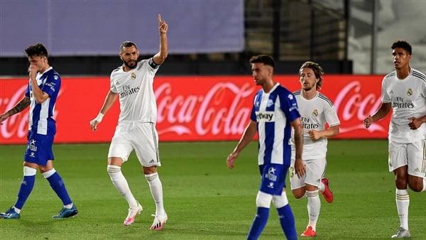 فوز ريال مدريد