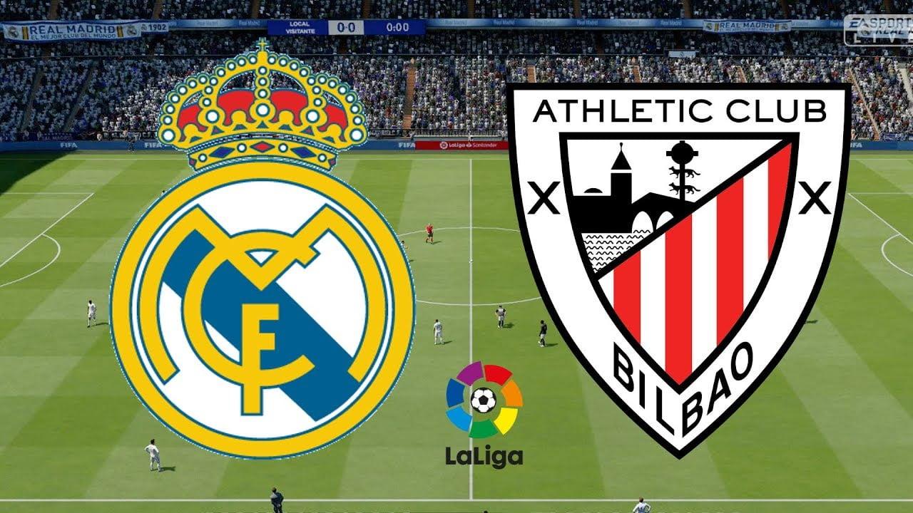 مباراة ريال مدريد واتلتيك بيلباو بث مباشر