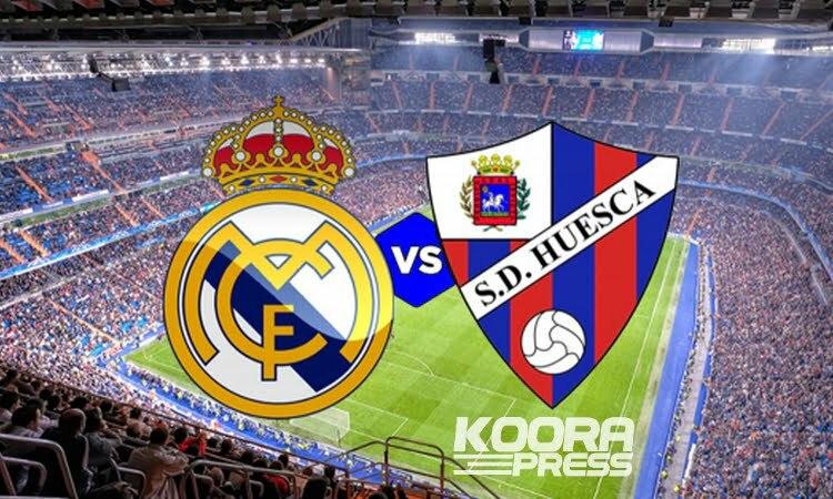 ريال مدريد ضد هويسكا