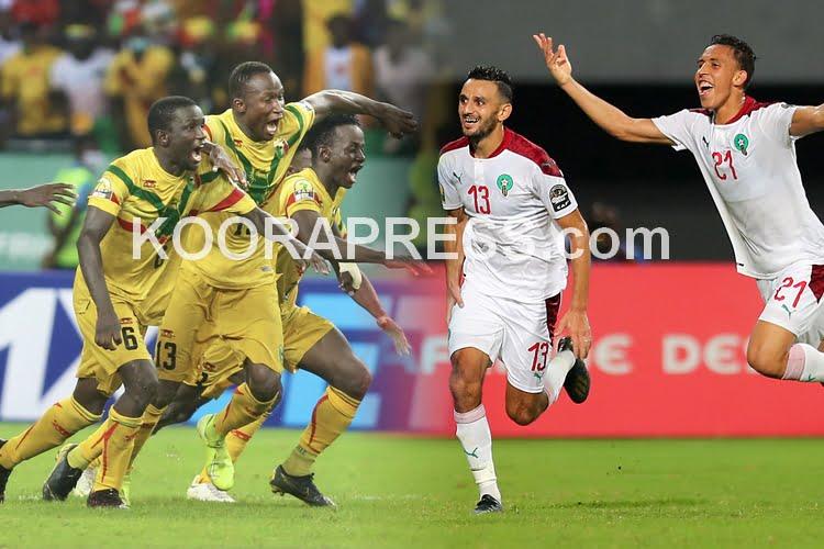 المغرب ومالي
