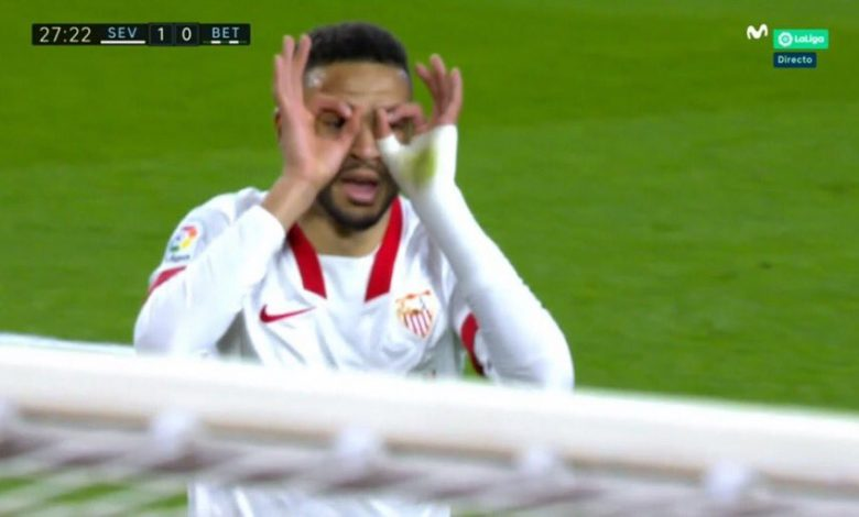 فيديو: هدف يوسف النصيري أمام ريال بيتيس في الدوري الإسباني