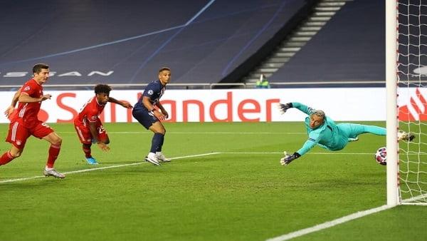 باريس سان جيرمان ضد بايرن ميونيخ