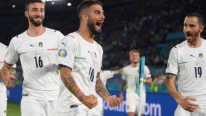 اهداف مباراة ايطاليا وتركيا