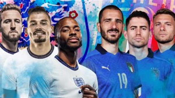 إيطاليا ضد إنجلترا