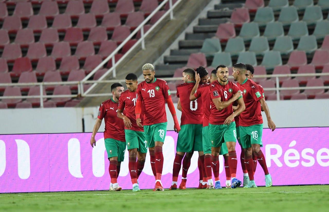 المغرب وغينيا