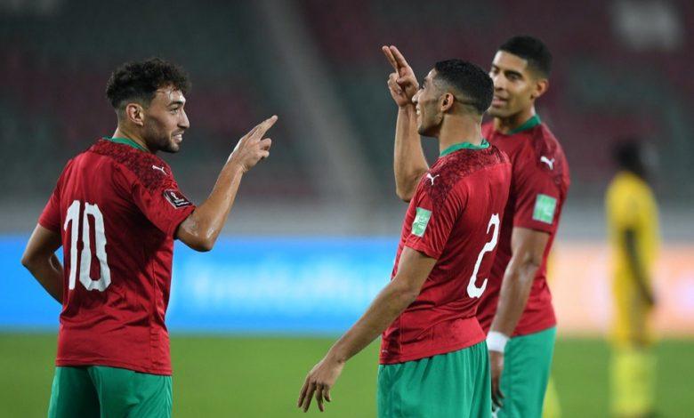 المغرب ضد غينيا بيساو